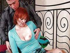 Xhamster Movie:Grandma wants your fist and wa...
