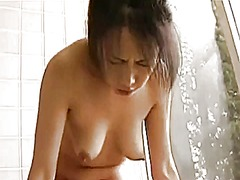 Outdoors bathing pussy licking for mature ladies - part 3