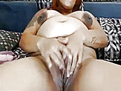 Thumb: Cute pregnant latina t...