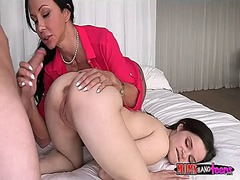 group, oral, vaginal, teach, ffm