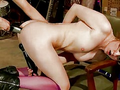 Yobt Movie:Alani pi has her anus hole stu...