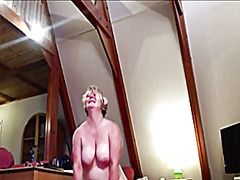 Homemade webcam fuck 708