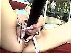Thumb: Mature woman working h...