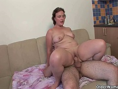 Chubby grandma wants y... from Xhamster