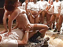Contest gangbang from Xhamster