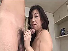 Pretty japanese mature...