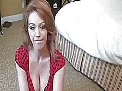 pov, mature, tits, facial