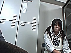 Japanese fake hidden cam from Xhamster