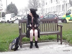 Ah-Me Movie:Crazy sarahs public nudity and...