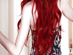 Thumb: Red head gal elle alex...