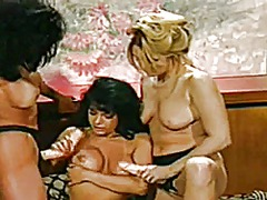 Xhamster Movie:Lesbian strapon treesome - sce...