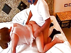 Thumbmail - Breasty masked wifey w...