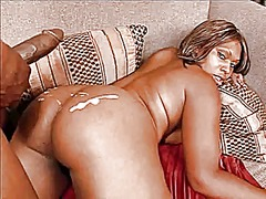 Yet more big ebony butts video