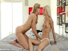 Tube8 Movie:Mommysgirl teens first lesbian...