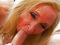 mature, granny, pov, close-up,