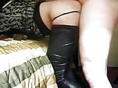 Private Home Clips Movie:Wicked cutie in tights can't l...