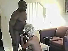 milf, creampie, bbc, wife, black, homemade