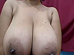 webcam, big boobs, latin, granny,