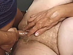mature, bbw, granny, blonde,