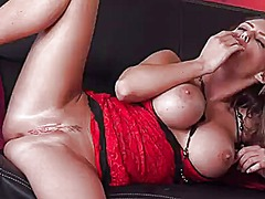 See: Jenna presley with mas...