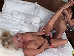 Blonde molly cavalli h... video