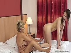 PinkRod Movie:Blonde malya and beata undine ...