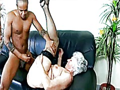interracial, granny, mature, ebony,