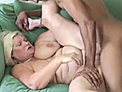 Blond fat mature r20 from Xhamster