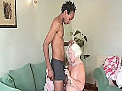 Blond fat mature r20 video