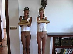 Xhamster - Punishment of two girls
