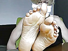 Big feet girl gagged &... preview