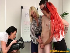 Xhamster Movie:Femdom office lady harmony rei...