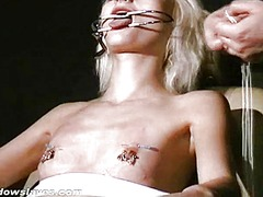 Ah-Me Movie:Extreme needle torture and har...