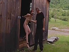Restrained cutie made ... video