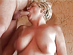 threesome, cumshot, big boobs,