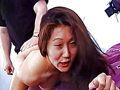 Crazy chinese girl mak... video