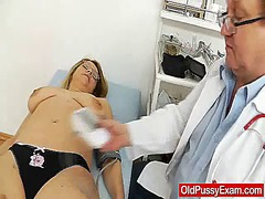 gyno, pussy, vaginal, blonde,