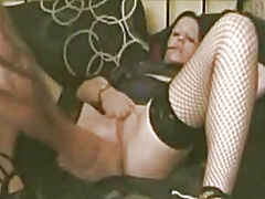 homemade, takes, moaning, creampie