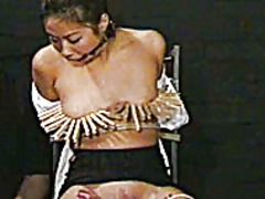 Gruesome japanese bdsm... video