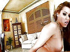 Thumb: Cindy hope plugs her a...
