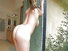 Sarah vandella with bi... preview