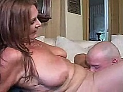 Xhamster Movie:Grandma teaches young boy