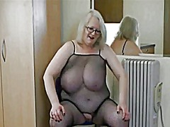 granny, bbw, boobs, mature,