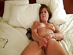 homemade, orgasm, brunette, milf