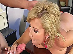 While the husband works! - Xhamster