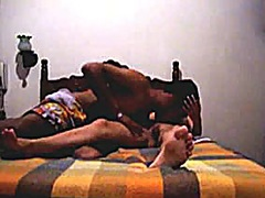Voyeur Hit Movie:Oriental Pair in hotel room