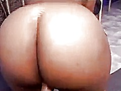 Her fat juggs make him cum