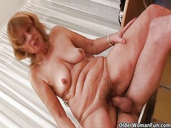 Grandma gets fucked ba... from Xhamster