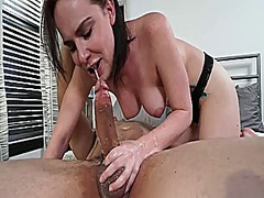 Katie st ives throated... video