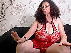 Thumb: Huge tit granny webcam